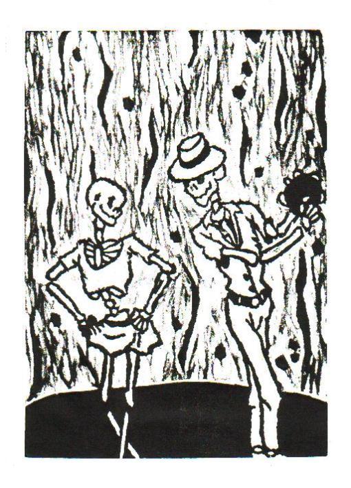 Esqueletos Festivos - Samba